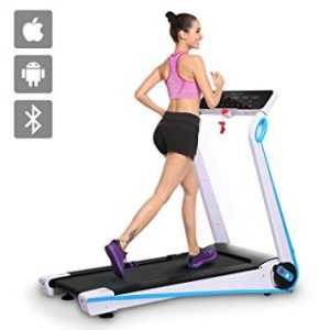 ANCHEER Treadmill Touch Screen App Control F1