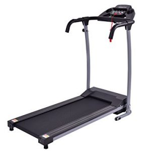Goplus 800W Folding Treadmill Electric Motorized Power Fitness Running Machine
