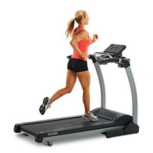SpanLife TR1200i Folding Treadmill