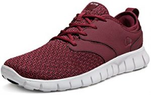 Tesla Men's Knit Pattern Sports Running Shoes L570 / X573