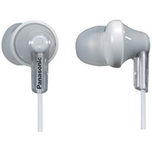 Panasonic RP-HJE120-K In-Ear Headphones