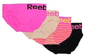 Reebok Ladies Performance Seamless Hipster Panty