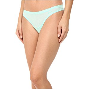 Under Armour Women's Power in Pink Pure Stretch Thong