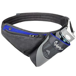 Cyber Dyer Running Belt / Hydration Waist Pack