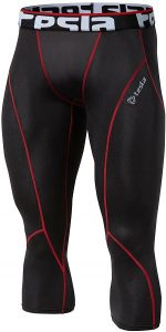 Tesla Men's Compression Pants For Running