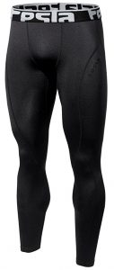 Tesla Men's Thermal Winter Gear Compression Baselayer Pants