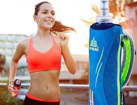 Best Handheld Water Bottle for Running